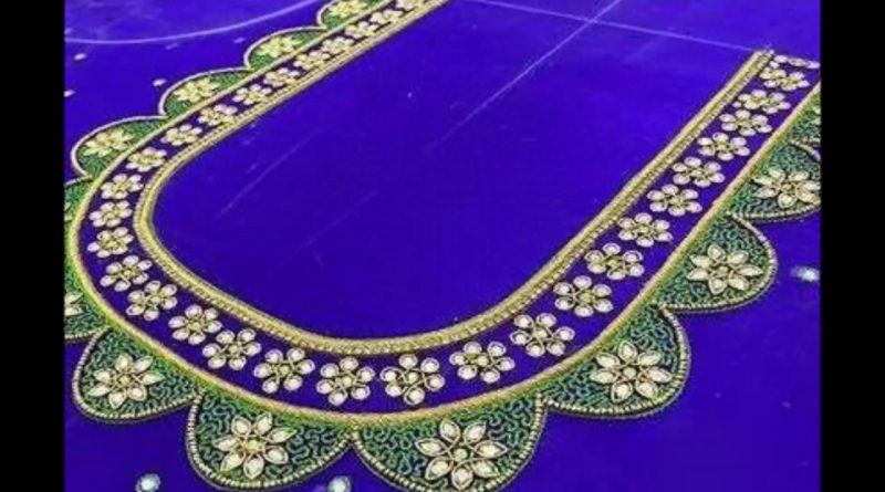 Maggam Blouse Designs Blouse Designs Blouse Designs,Gorgeous Lehenga Blouse Designs 2020 For Girl
