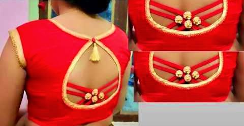 New blouse trending designs || blouse designs images  – Blouse Designs
