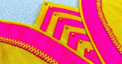 Latest Designer Blouse Cutting and Stitching – Blouse Designs