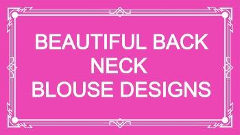Latest Designer Blouses for Diwali – Blouse Designs
