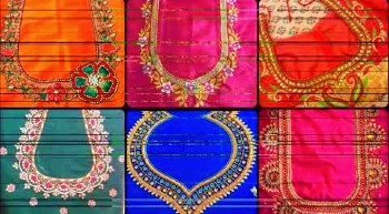 Aari Maggam work Blouse  Designs Latest Designer – Blouse Designs