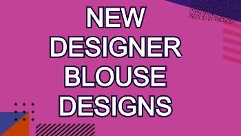 Latest Designer Blouse Designs / Paithani Saree Blouse Designs – Blouse Designs