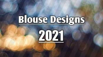 Blouse Back Neck Designs 2021 / Patch Work Blouse Designs – Blouse Designs