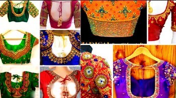 Latest Maggam Work Blouse Designs New – Blouse Designs