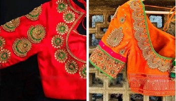 Maggam Work New Blouse Designs Designer – Blouse Designs