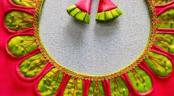 Latest Patch Work Blouse Design Cutting and Stitching – Blouse Designs
