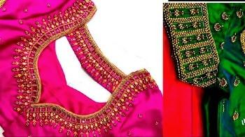 Top Best Aari Bridal Maggam Work Blouse Designs – Blouse Designs