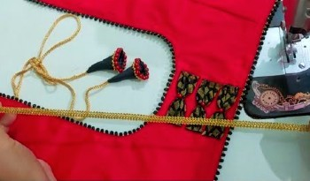 Very Stylish and Beautiful Blouse Cutting and Stitching – Blouse Designs