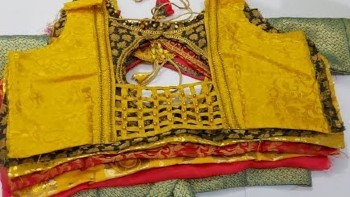 Very Beautiful New Latest Patch Work Blouse Designs – Blouse Designs
